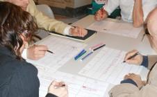 Echogreen. Brainstormimg 2013 – Progetto Echogreen: MbM guida una innovativa sessione di brainstorming per individuare il pay-off di Echogreen. Palazzo della Corgna, Città della Pieve. 15/4/2013