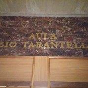 Aula ezio tarantelli