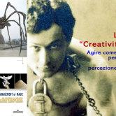 LearningLab Creativity by Magic.  Agire come designer e maghi per creare e innovare trasformando percezione, volontà e azione