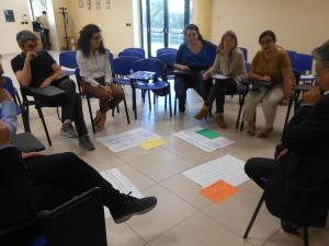 Potenziare le capacità di dialogo! Learning by doing...