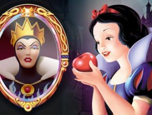 Specchio Biancaneve 2