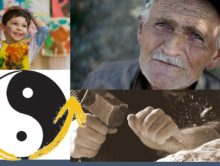 Piccola lezione Sanremese appresa guardando dalla U. Essere bambino, uomo e anziano insieme… Lettura 1 min